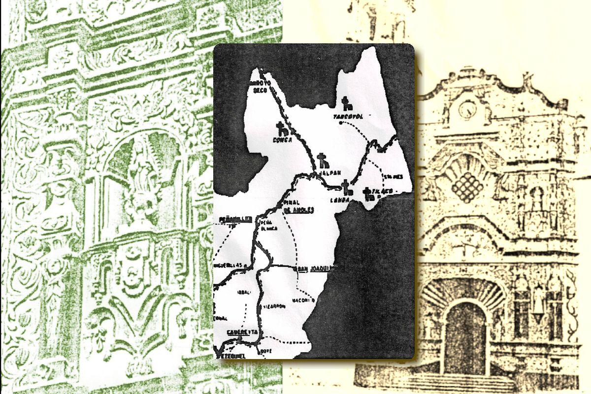 Mineral de Pozos and its surroundings – Part 2